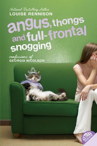 Thong Humor Classic Thong (Angus, Thongs and Full-Frontal Snogging: Confessions of Georgia Nicolson)
