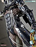Metal Gear Rising: Revengeance / Raiden 1/6 Scale PVC Statue