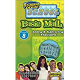 Standard Deviants School: Zany World Basic Math 8