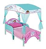 Delta Children Canopy Toddler Bed, Nick Jr. Dora The Explorer