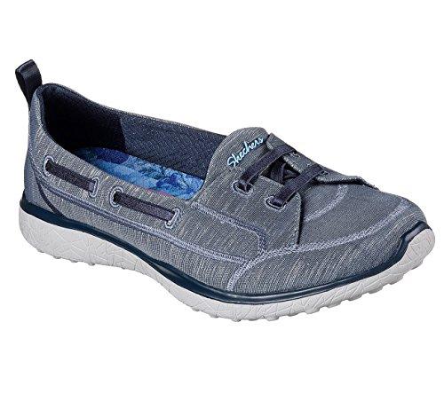 Gray M Skechers Comfort Microburst Slate US Women's wIfarIcqyU