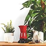 Domoclip-macchina-per-il-caff-elettrica-colore-rosso