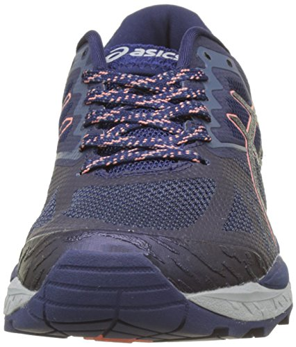 Asfalto Blue Asics Para Gel Begonia 6 Running Mujer fujitrabuco Azul De indigo Pinksmoke 4906 Zapatillas xYxZP01W