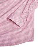Stacy Adams Men's Big and Tall Gingham Check Dress