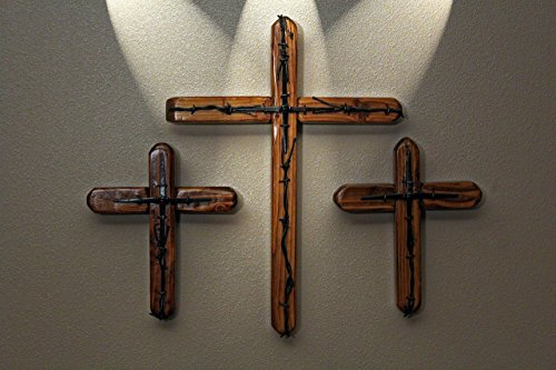 The Clearwater River Wooden Cross Set