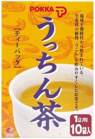 うっちん茶 ティーバッグ10袋入 ×3箱