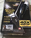 Atomic Beam USA Tough Grade Tactical Flashlight As Seen On TV (Single)