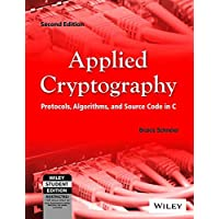 Applied Cryptography: Protocols, Algorithms and Source Code in C, 2ed