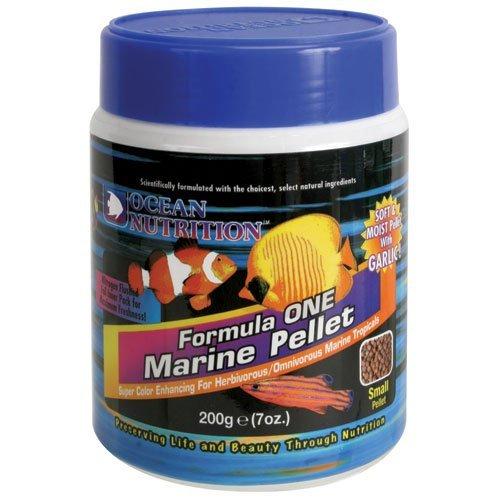 Ocean Nutrition Formula One Marine Pellets - 200g (Marine Fish Formula)