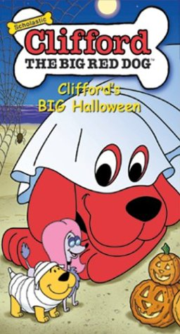 Clifford - Clifford's Big Halloween [VHS]