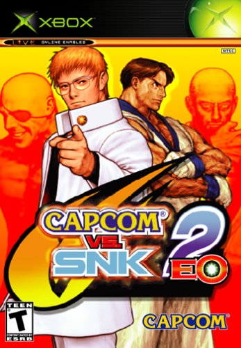 Capcom vs. SNK 2 EO - Xbox