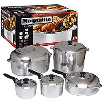 Amazon Com Magnalite Classic 11 Piece Cookware Set