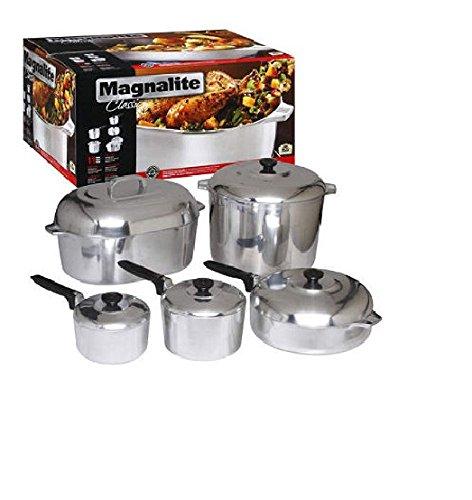 Magnalite Classic 11 Piece Cookware Set