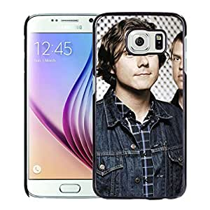 Beautiful Designed Cover Case With Jimmy Eat World Band Members Clothes Brand For Samsung Galaxy S6 Phone Case