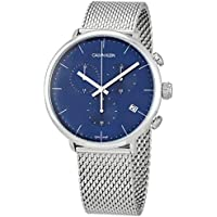 Calvin Klein High Noon Chronograph Quartz Blue Dial Men's Watch