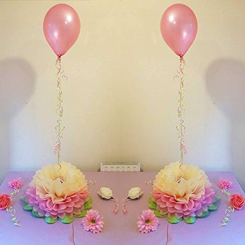 2 x 19 pulgadas Peso para globos de helio cumpleaños Frozen ...