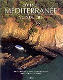 Côtes de Méditerranée vues du ciel