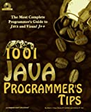 img - for 1001 Java Programmer's Tips (with CD-rom) book / textbook / text book