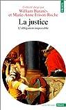La Justice par Baranès