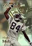 1999 Playoff Contenders SSD Football Card #74 Randy Moss Mint