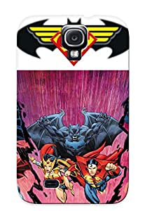 Exultantor Anti-scratch And Shatterproof The Flash Rebirth Phone Case For Galaxy S4/ High Quality Tpu Case
