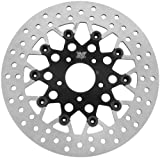 Twin Power Floating Mesh Rotor - Black 1402TB
