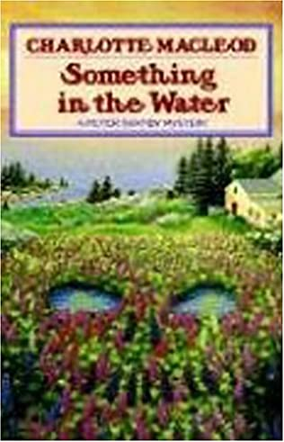 book cover of Something in the Water