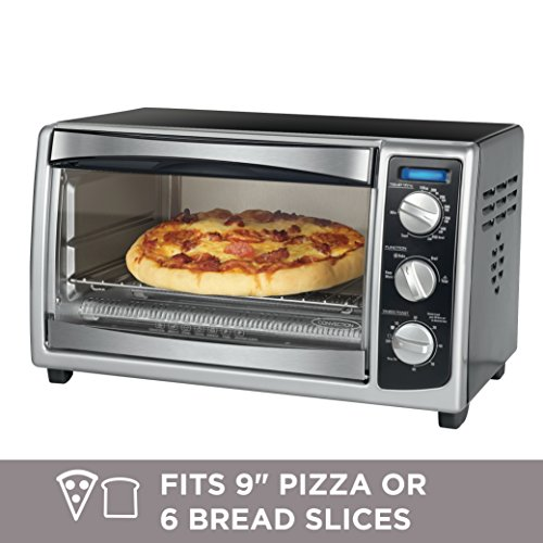 Countertop Oven Baking : ... DECKER TO1675B 6-Slice Toaster Oven, Convection Oven, Bake, Broil, New