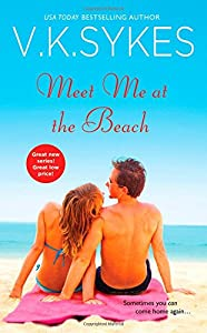 Vk sykes books list of books by author vk sykes meet me at the beach ccuart Image collections