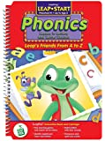 """LeapPad: LeapStart Phonics - """"Leap's Friends A to Z"""" Interactive Book and Cartridge"""