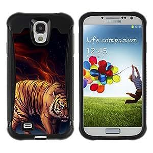 iArmor / Power tiger Fierce Cat / Samsung Galaxy S4 I9500