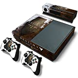 Xbox One Console Skin Decal Sticker Destiny Rise Of Iron + 2 Controller & Kinect Skins Set