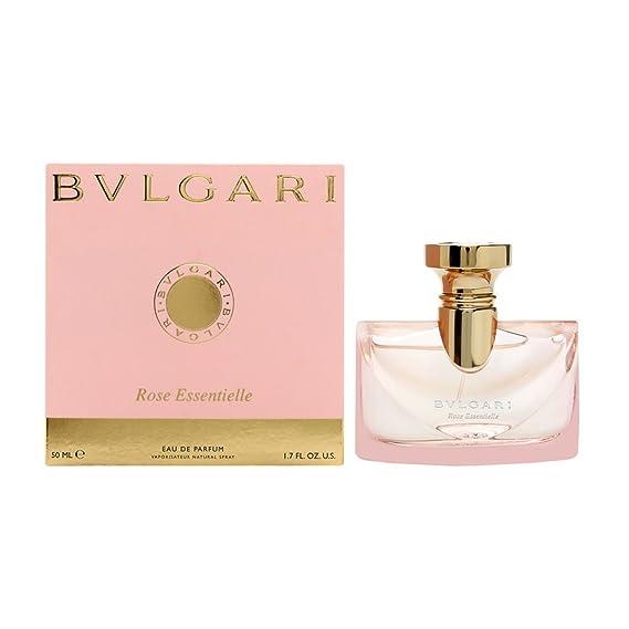Bvlgari Rose Essentielle Por Bvlgari Para Mujer Eau De Parfum Spray Botella De 1 7 Onzas Bvlgari Beauty