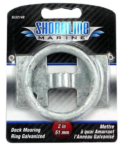 Mooring Ring (Shoreline Marine Dock Mooring Ring)