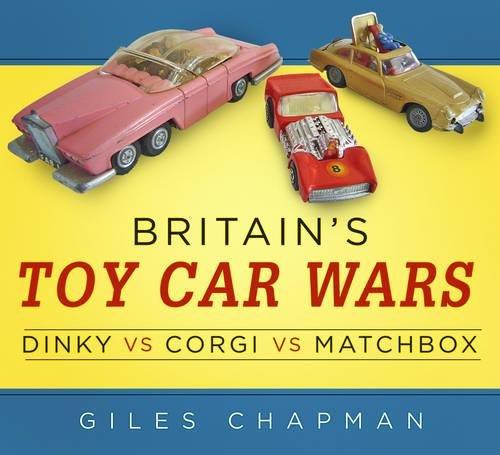 Britain's Toy Car Wars: Dinky vs Corgi vs - Toy Dinky Cars