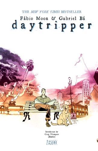 Amazon daytripper deluxe edition ebook gabriel ba fabio daytripper deluxe edition by ba gabriel fandeluxe Epub
