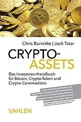 Cryptoassets: Das Investoren-Handbuch für Bitcoin, Krypto-Token und Krypto-Commodities Capa comum