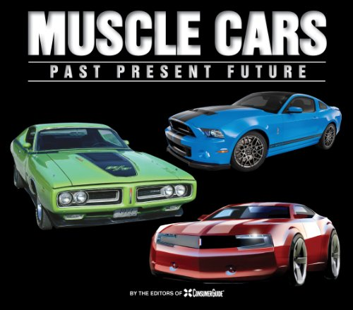 10 Affordable Muscle Cars Past and Present