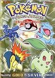 DVD : Pokemon - The Johto Journeys - A Brand New World (Vol. 39)