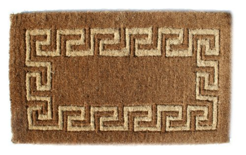 traditional-coir-doormat-greek-key-18-inch-by-30-inch