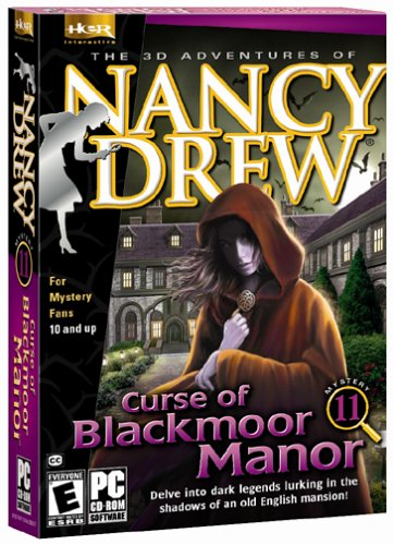 Nancy Drew Curse Blackmoor Manor PC product image