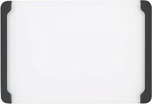 "6 Pk OXO Good Grips White Polypropylene 7.3/"" X 10.5/"" Cutting Board 1063791"