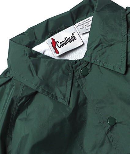 (カーディナルアクティブウェア) Cardinal Activewear NYLON COACH JACKET コーチジャケット