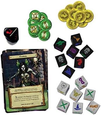 Edge Entertainment Dungeon Roll - Juego de Mesa EDGDR01: Amazon.es ...