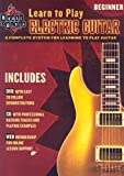 House of Blues Presents Learn to Play Electric Guitar (Beginner), John McCarthy, 0976434733