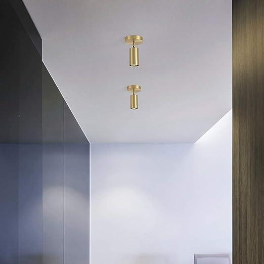 WJMLS Iluminación de riel Luminaria de Pared y Techo Accesorio de Cocina y Comedor (Size : 1 Lamp Holder): Amazon.es: Hogar