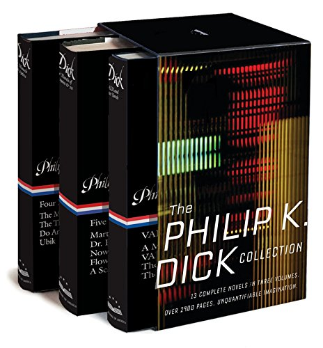 Book cover from The Philip K. Dick Collection: A Library of America Boxed Set by Philip K. Dick