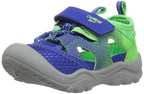 OshKosh B'Gosh Hyper Boy's Bumptoe Sandal 2