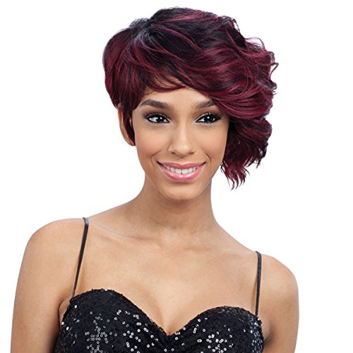 Shake-N-Go Equal Green Cap Protective Style Wig - 010 (P4/30)