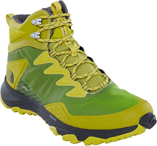 The North Face Ultra Fastpack Iii Mid Gtx Citronelle Green